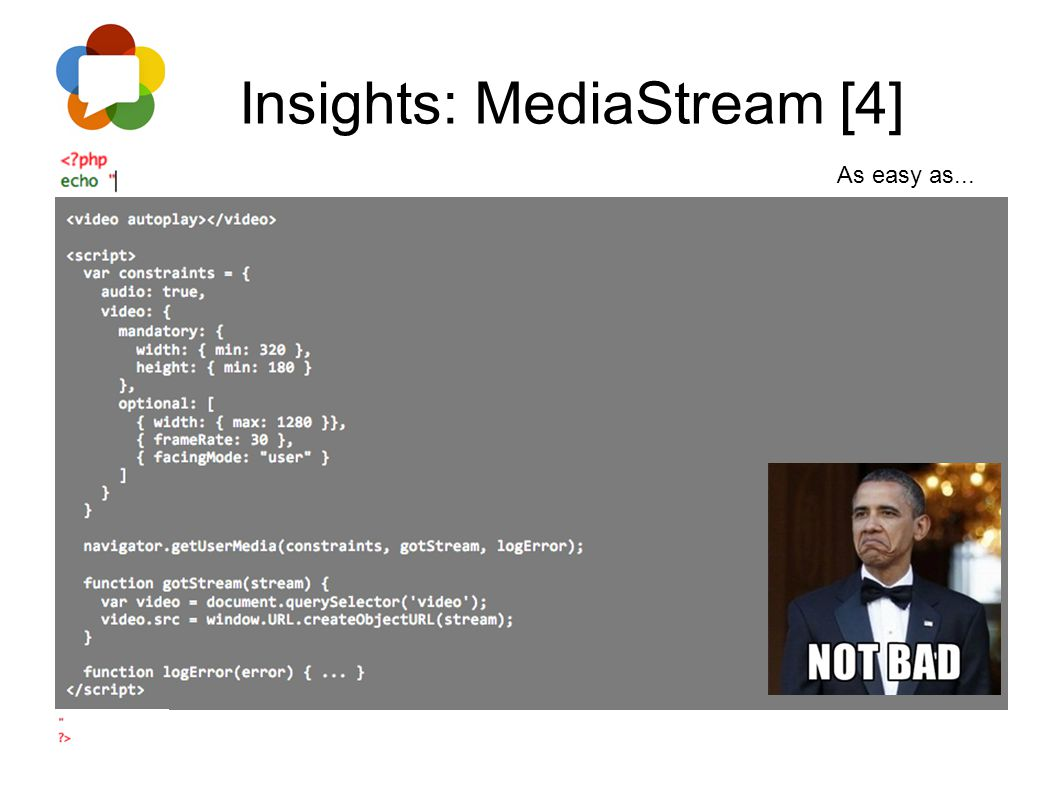 Insights: MediaStream [4]